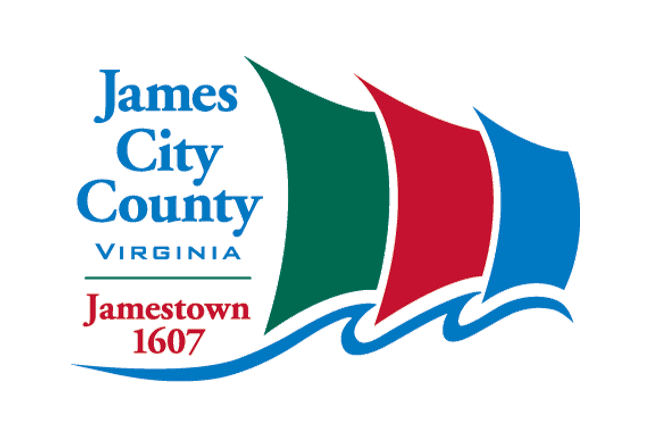 Official logo of James City County